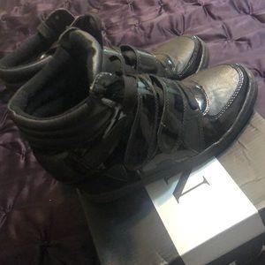 N.Y.L.A wedge sneakers